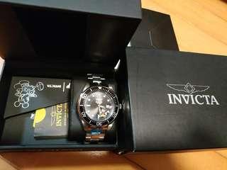 Invicta Limited Edition Micky Submarine