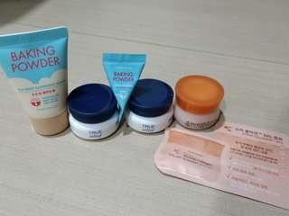 Etude House Samples