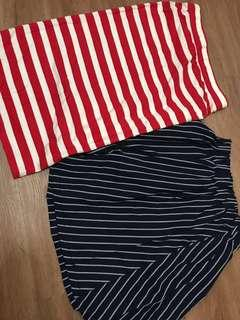 2 skirts for 200!