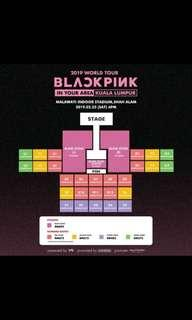 WTB Blackpink Concert Tickets for Day-2 x 5