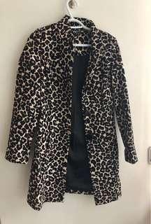 Leopard Jacket - size XS