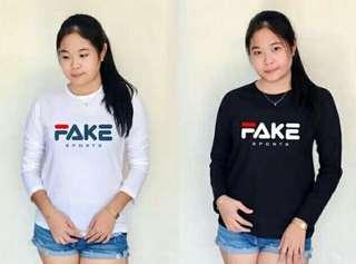 Kaos Distro Fake Sports Cover Fila 100% Real Picture