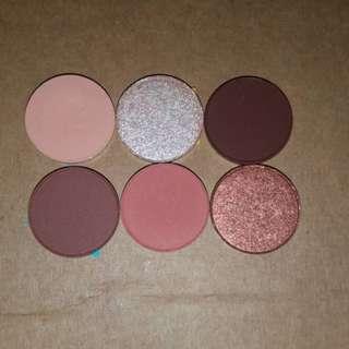 Colourpop Bundle Single Eyeshadow