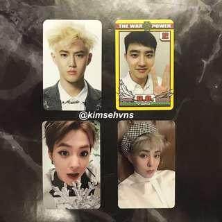 [WTS] EXO OFFICIAL PC