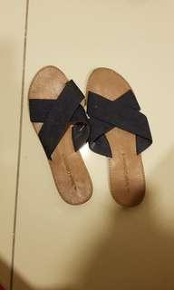 Target collection sandals