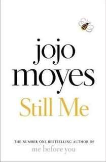 徵 英文小說 Looking For English Novel Still Me by Jojo Moyes
