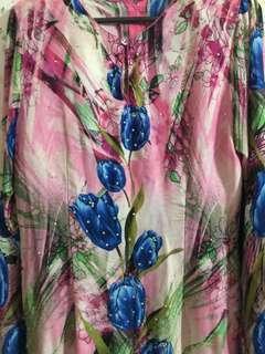 Baju kurung moden💕[free pos]