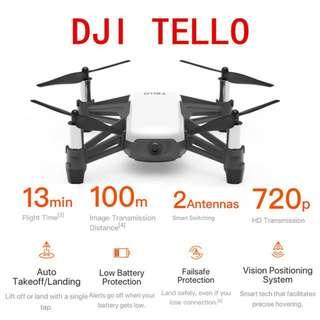 BNIB Dji Tello Drone TLW004 for SALE!