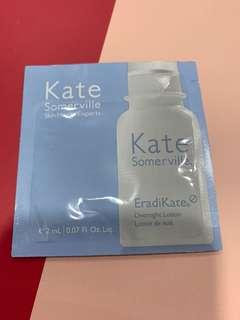 Kate Somerville Overnight Lotion