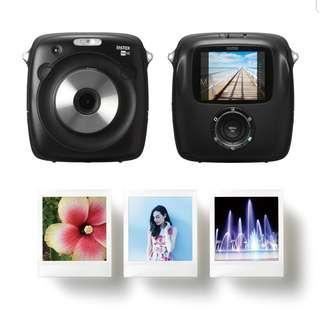 Instax Square SQ10 Camera (Black)
