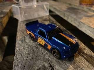 Hotwheels circle trucker