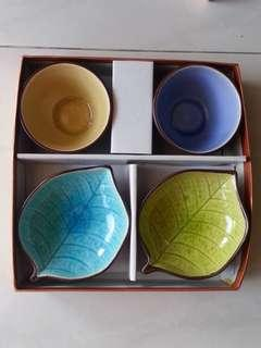 Side Plates and Bowls