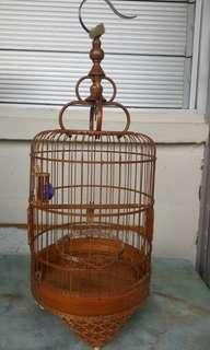 Beautiful bird cage