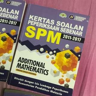 Addmath SPM