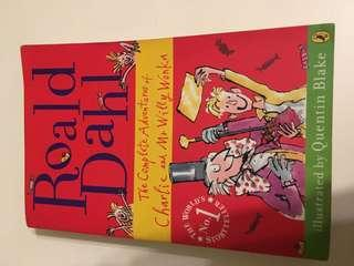 Roald Dahl - The complete adventures of Mr Willy Wonka