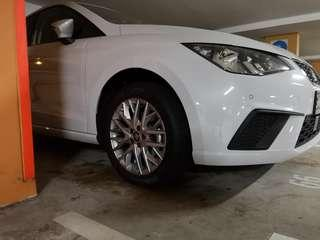 (Updated!) Rims respraying for cars