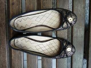 #maudompet flat shoes marie  claire