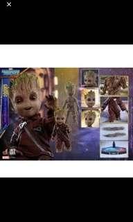 Hot toys Life size Groot