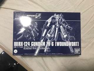 HG Woundwort Rx-124 Gundam