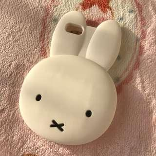 Brand new miffy rabbit soft phone case for iPhone 7