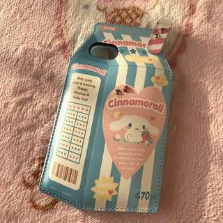 Brand new Sanrio cinnamoroll iphone 7 phone case