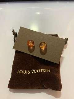 Louis Vuitton LV earrings 耳環