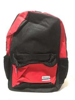 🚚 Kappa Backpack (Red and blue)