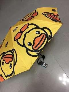 正品 B duck 雨傘