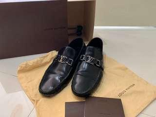 Louis Vuitton LV loafer moccasin Shoes