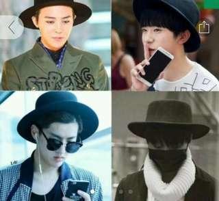 Korean Fashion Hat (Unisex)