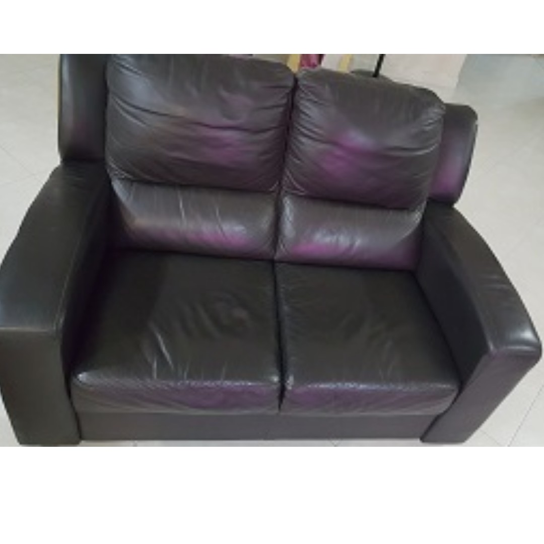 Miraculous 2 Seater Leather Sofa For Sale Dailytribune Chair Design For Home Dailytribuneorg