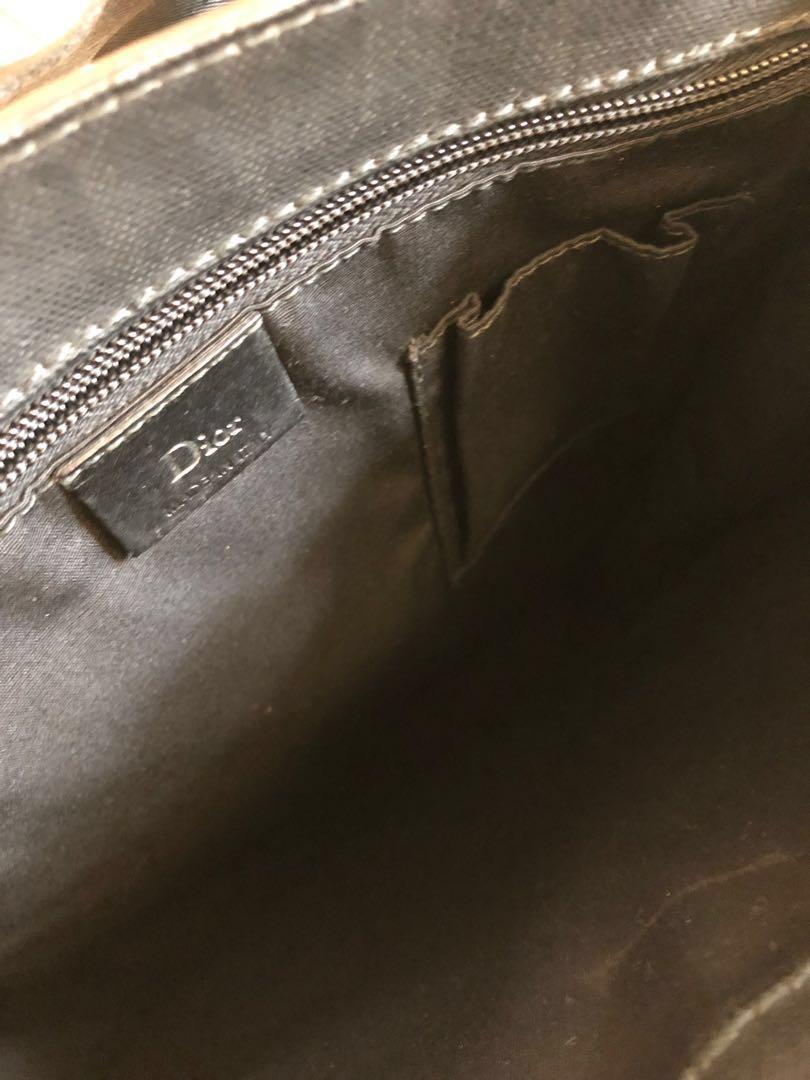(不議價) Dior tote bag