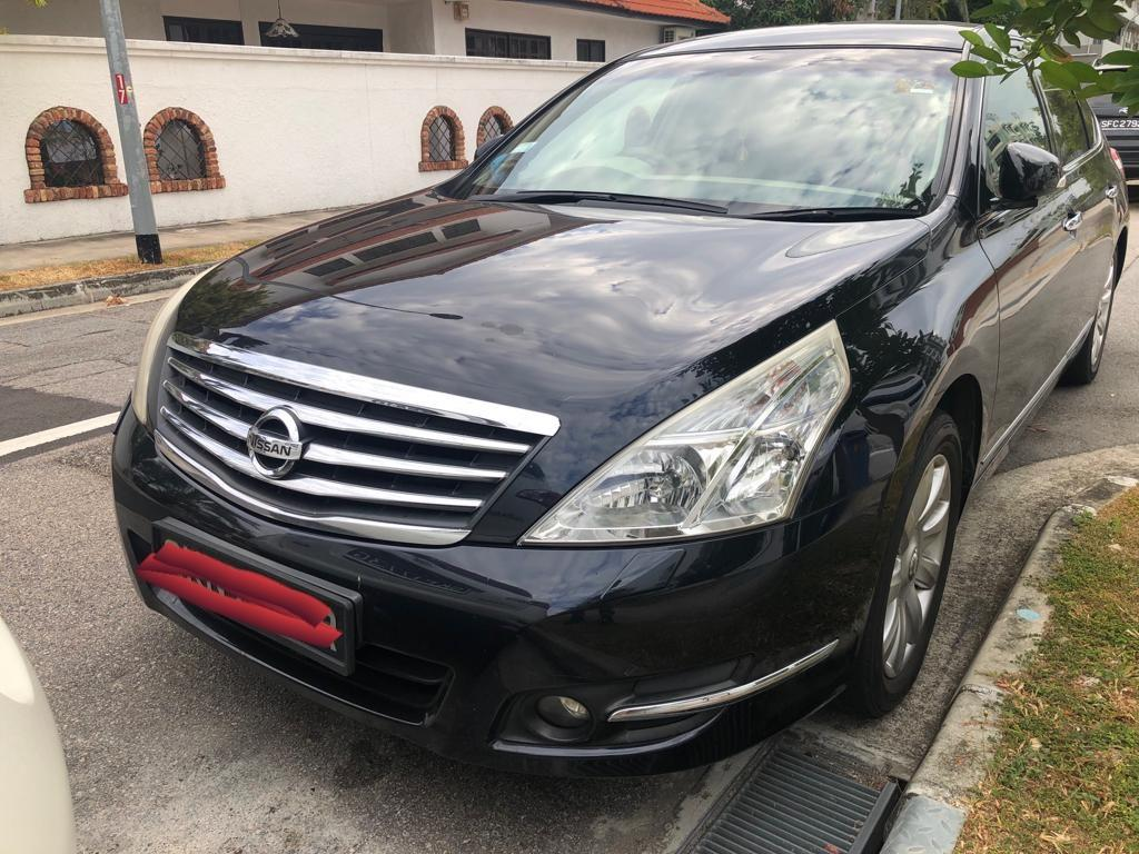 🇸🇬🚘🇸🇬🚘🇸🇬🚘🇸🇬🚘🇸🇬🚘🇸🇬🚘 NISSAN TEANA 2.5A V6  *RM 5800__* COLLECT JB  KERETA/MOTOR SINGAPORE UNTUK SPARE PART wasap.my/60126373536  Instagram:@kereta_scrap_singapore  carousell.com/kereta_scrap_singapore Page fb : Penjual