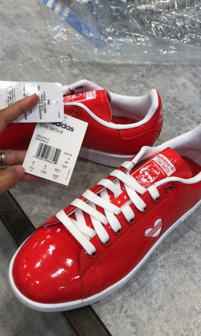 d8b1a75dca7 Adidas Valentines Stan Smith