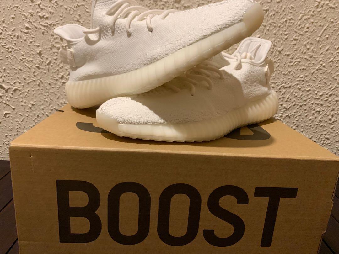792f18a5a Adidas Yeezy Boost 350 V2 Cream White