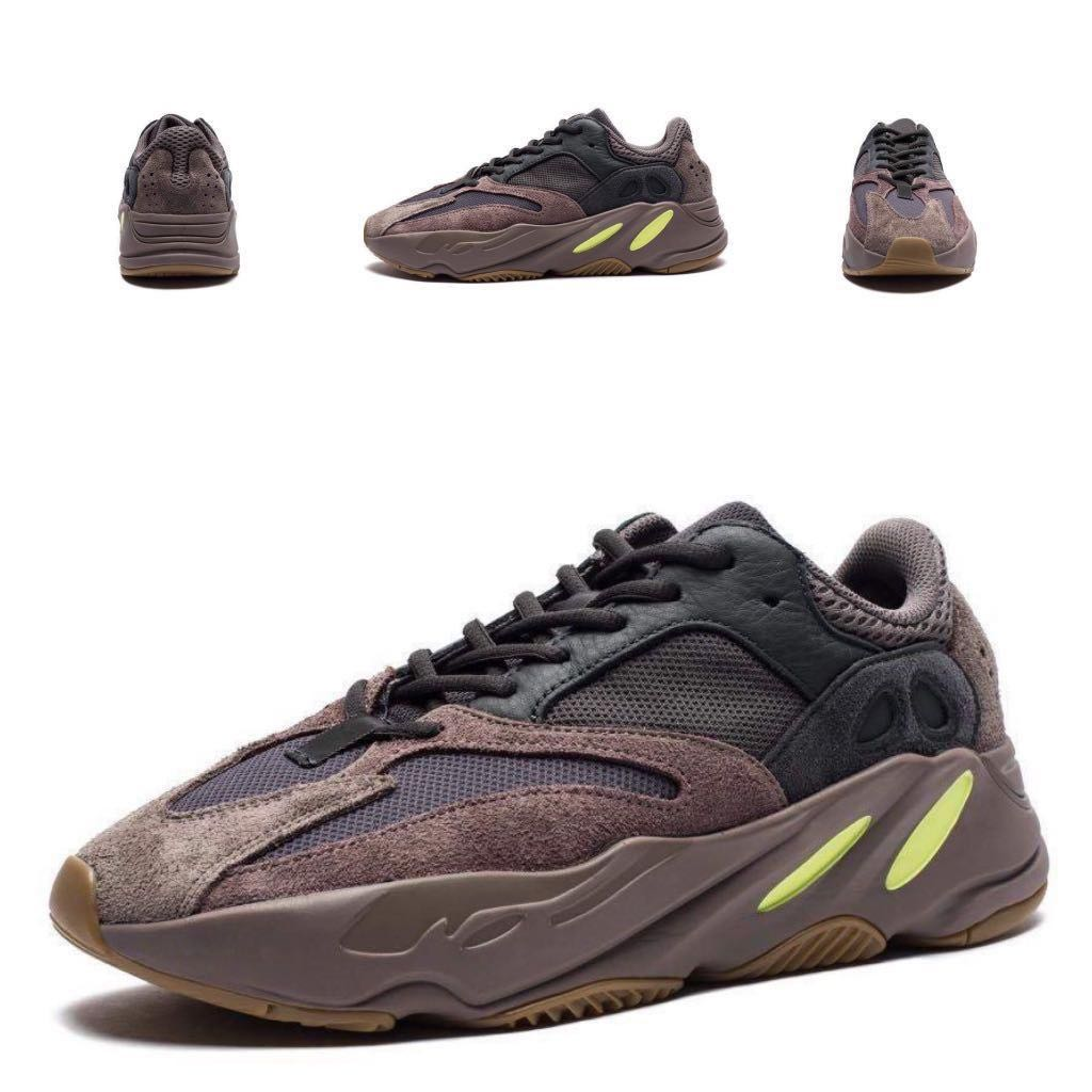 b748db86 ADIDAS YEEZY BOOST 700 - MAUVE, Men's Fashion, Footwear, Sneakers on  Carousell
