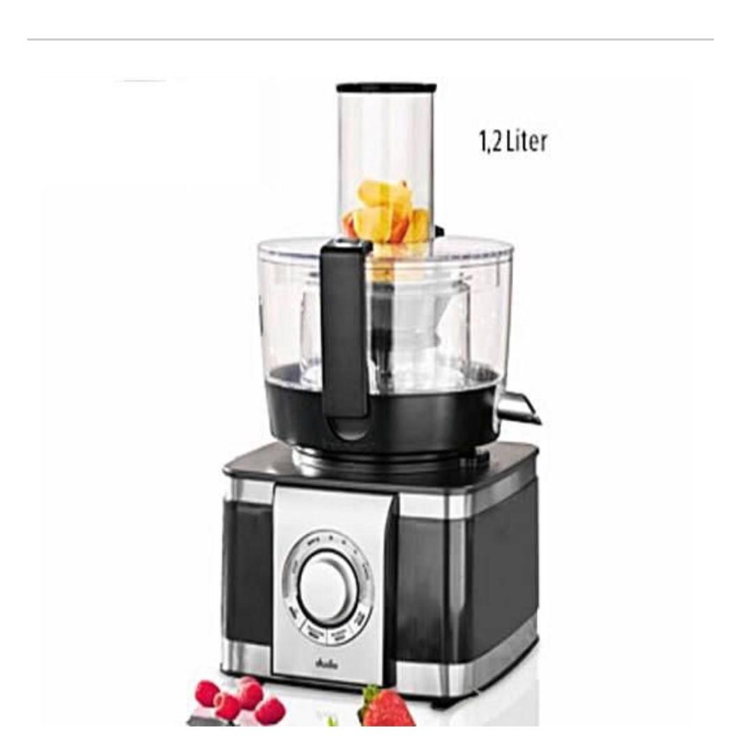 ALDI Ambiano 7-in-1 Food Processor 1100W, Home Appliances