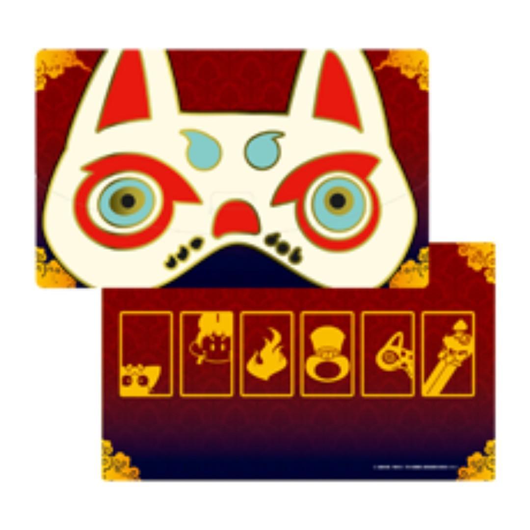 Blue Exorcist - Mini File Case / Ticket Holder / Ticket File