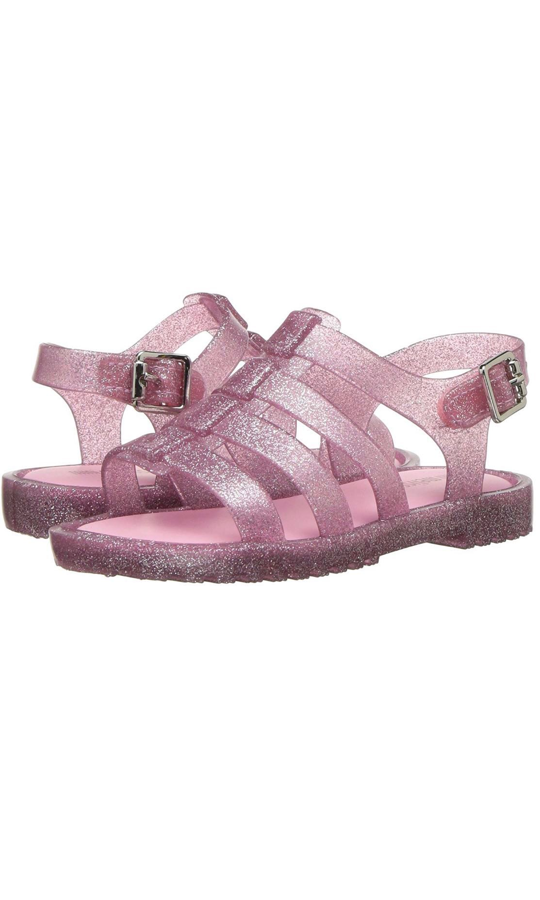 8ccdb502b11 BNIB Mini Melissa Kids  Mini Flox Ballet Flat