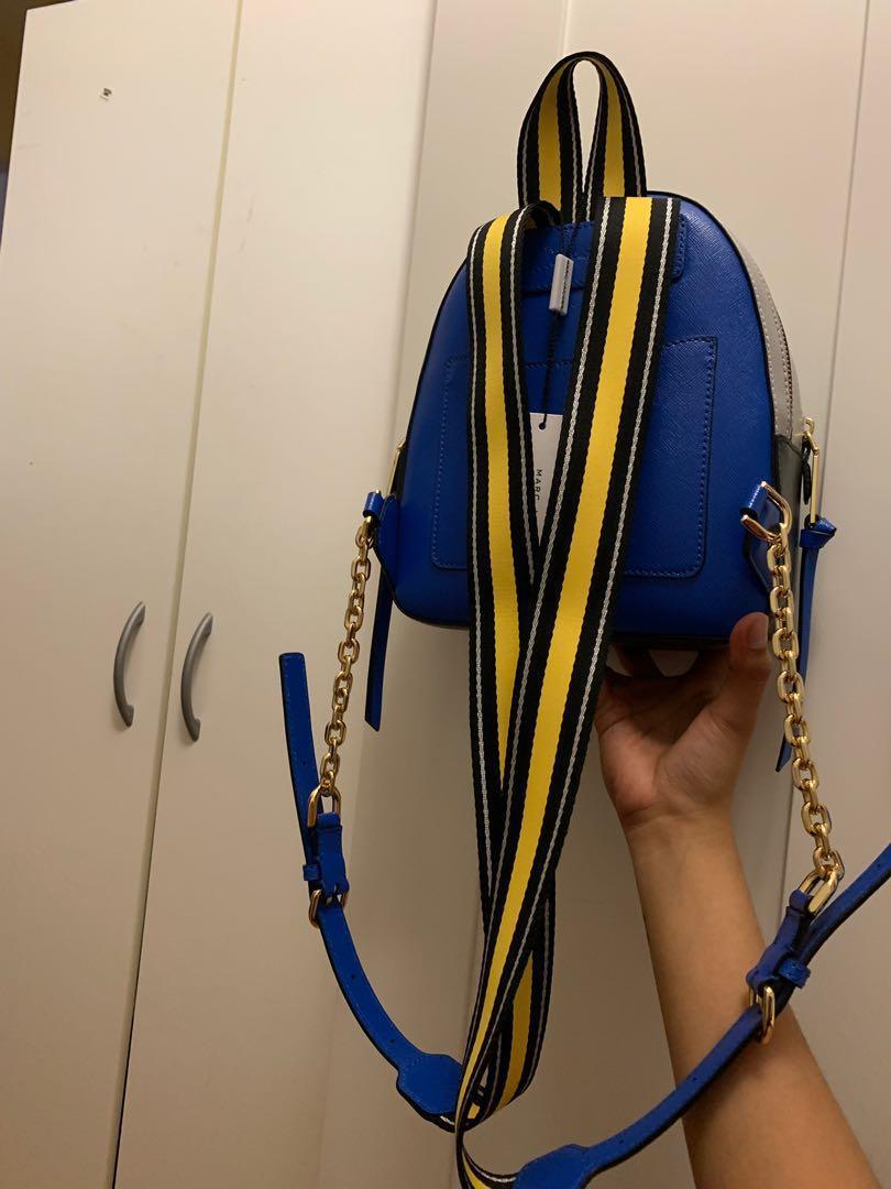 BNWT! Marc Jacob.      Reason for selling its a gift and I'm not fan of backpack.. Original price : $505.00+tax.