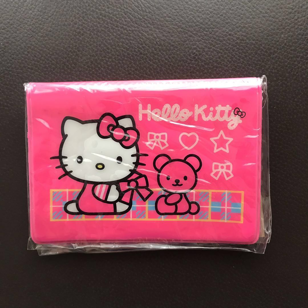 6932a440a Brand New Authentic Sanrio Hello Kitty Card Holder , Vintage ...