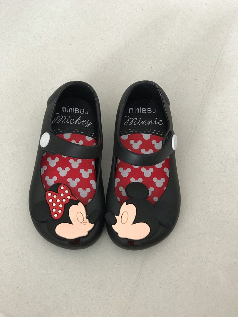 6db233f6a375 Brand new Mickey Mouse Jelly shoes