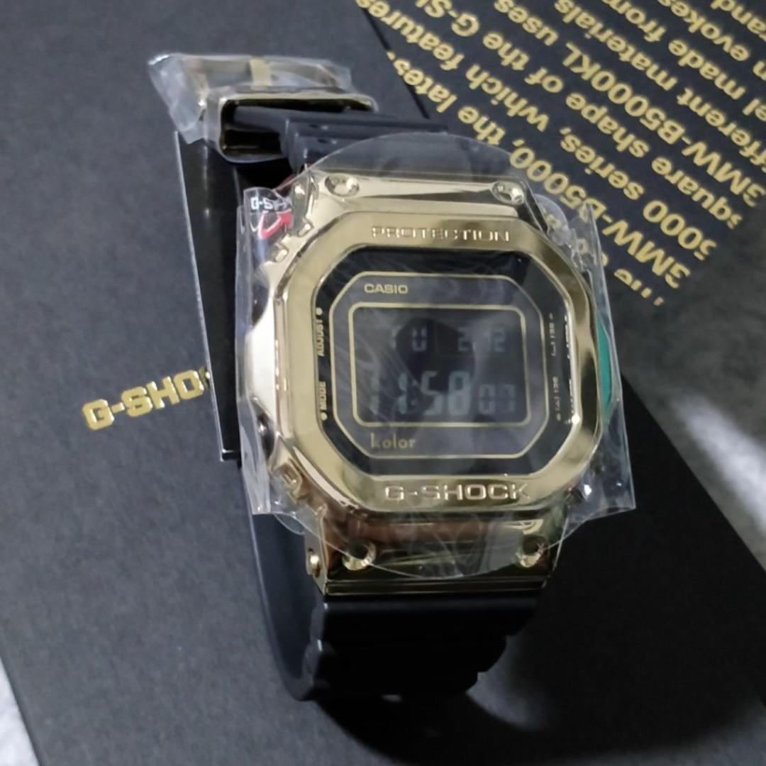 92444a464a9 CASIO G-SHOCK GMW-B5000KL 700 pieces worldwide Limited Edition 35th ...