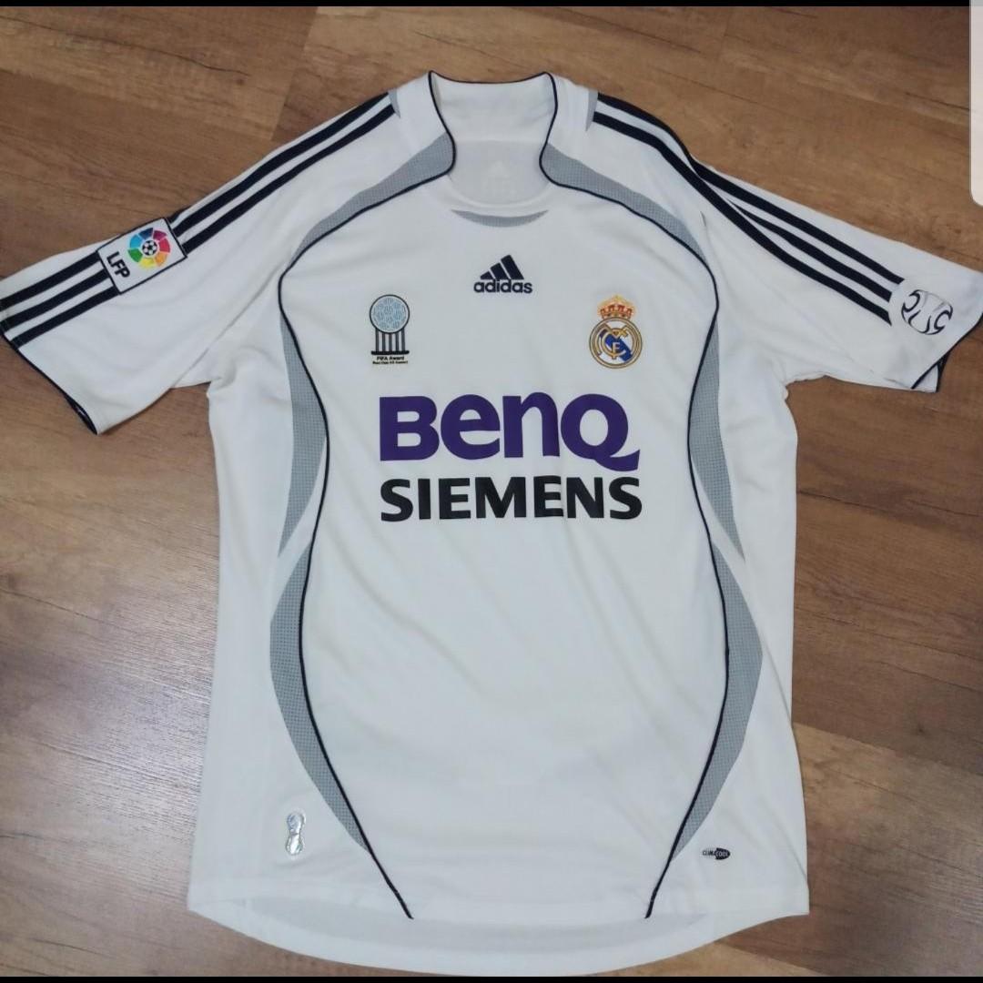 237e627e3e0 Classic Real Madrid, Peralatan Sukan, Pakaian Sukan dan Atheletic di ...