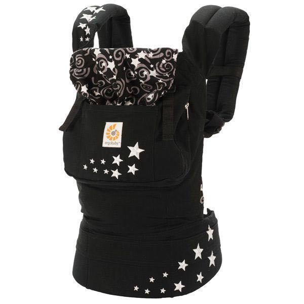 bd2a239f1b9 Ergo Baby Carrier Galaxy Star Black