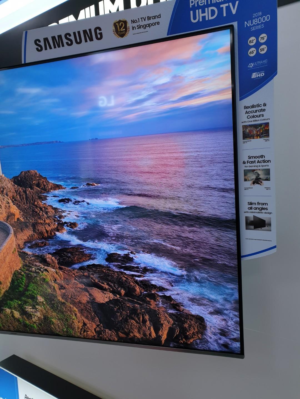 March Sale!!!! Limited sets!! Best offer!! Samsung Qled TV