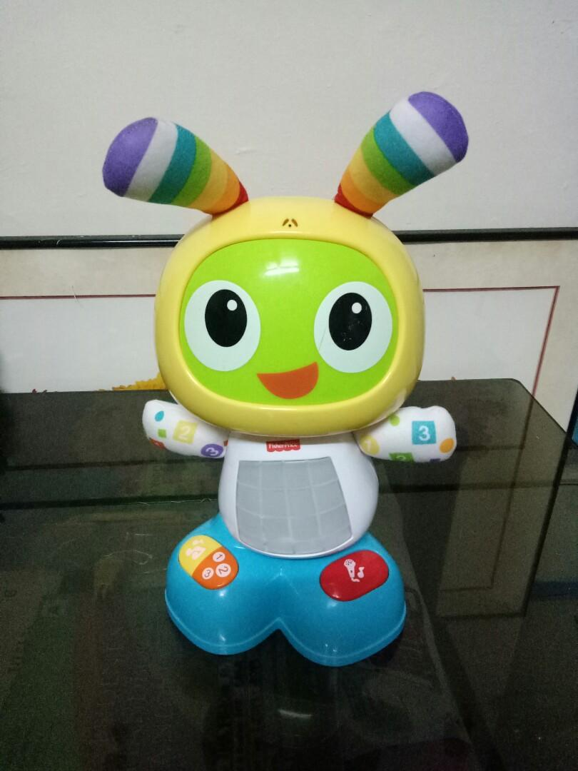 Fonkelnieuw Fisher price bright beats, dance and move beatbo robot on Carousell UB-39