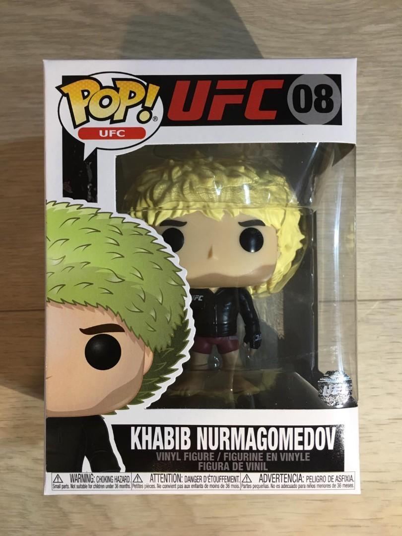 Vinyl UFC Khabib Nurmagomedov Pop