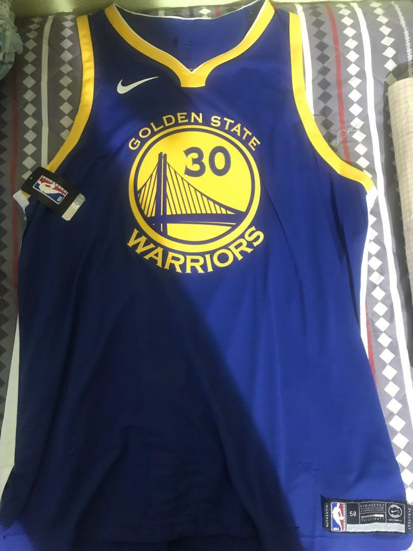 new style 45497 842d6 Golden State Warriors Curry 30 NBA Jersey, Sports, Sports ...