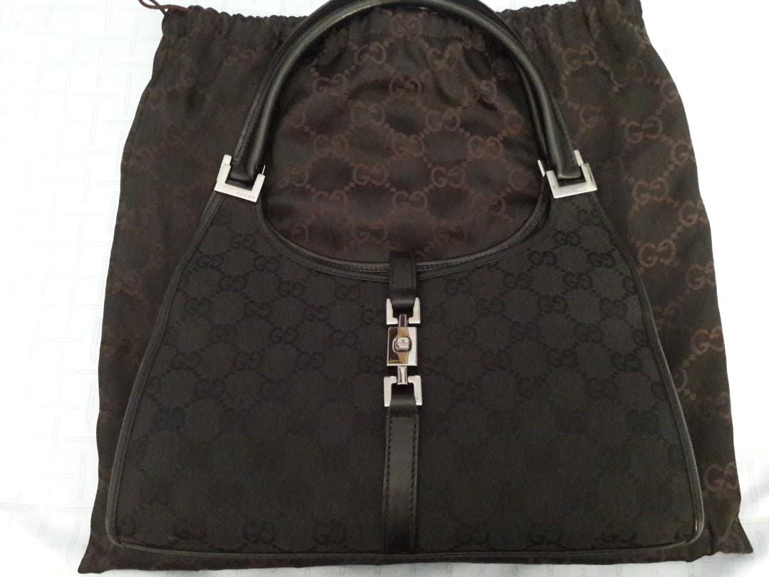 cfbd21fad Gucci handbag, Luxury, Bags & Wallets, Handbags on Carousell
